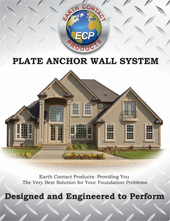 Foundation repairs - Plat Anchor Wall System Brochures