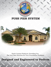 Foundation repairs - Push Pier Foundation Repair - Slab Brochures