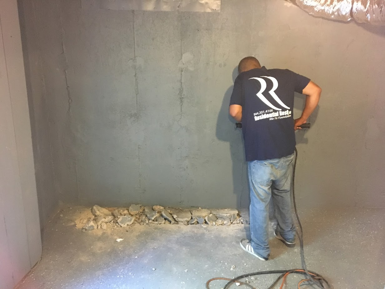 Basement Waterproofing New Britain CT (2)