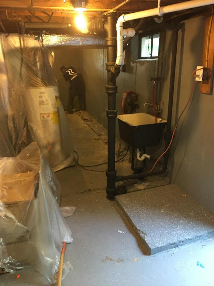 Basement Waterproofing New Britain CT (7)