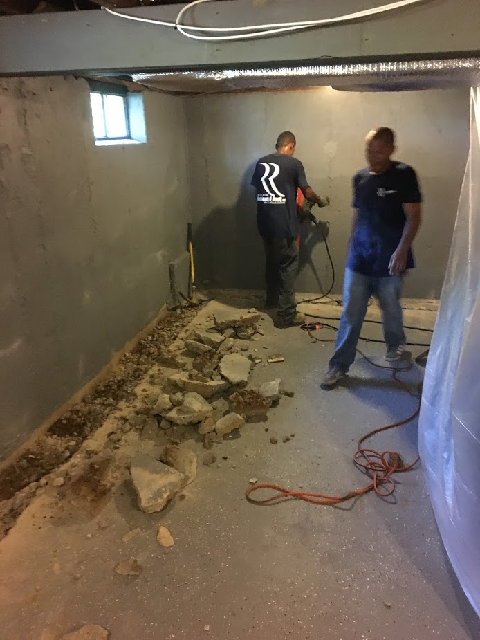 Basement Waterproofing New Britain CT (9)