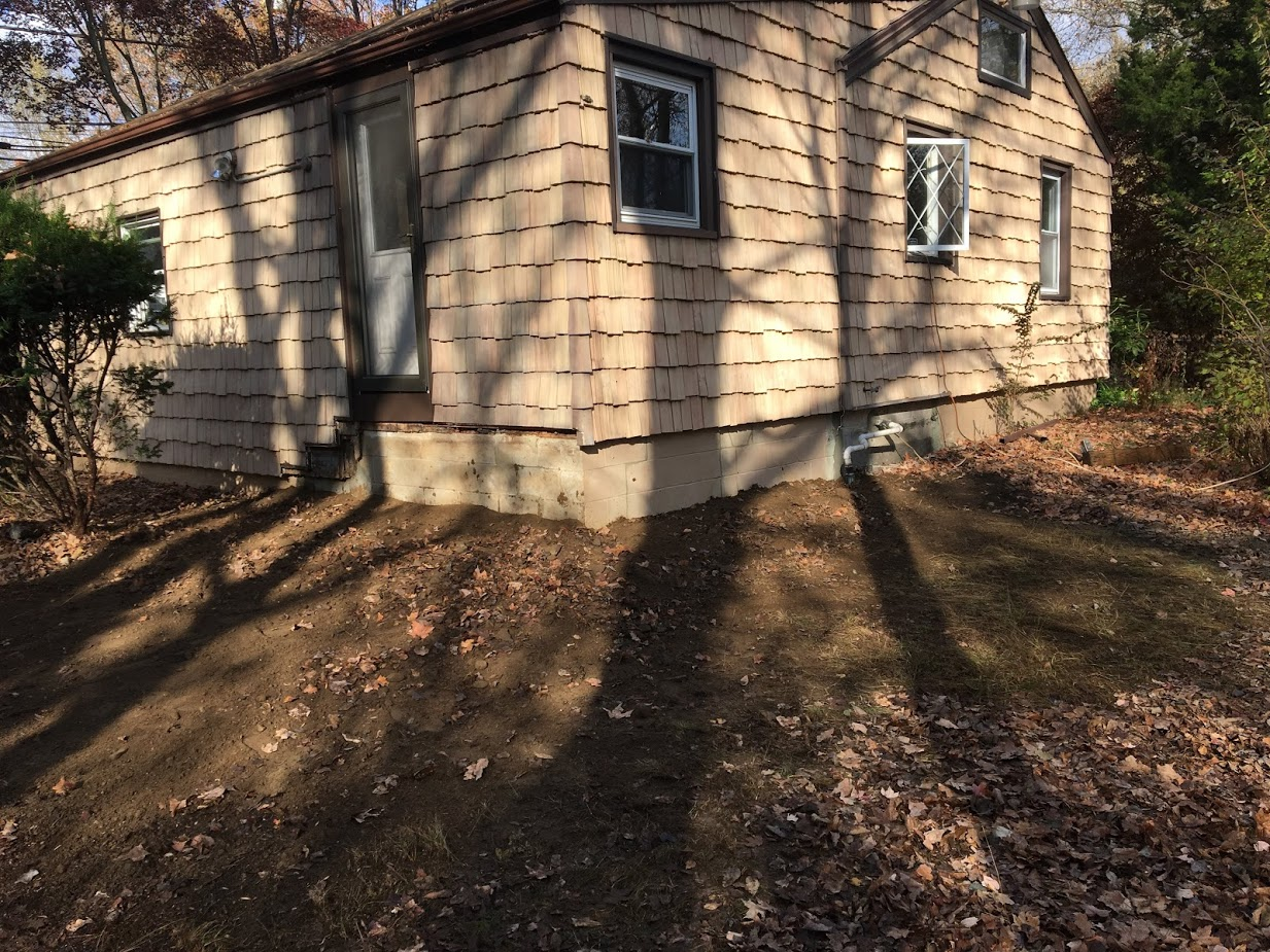 Sinking Foundation Repair with Push Piers Fairfield CT (12)