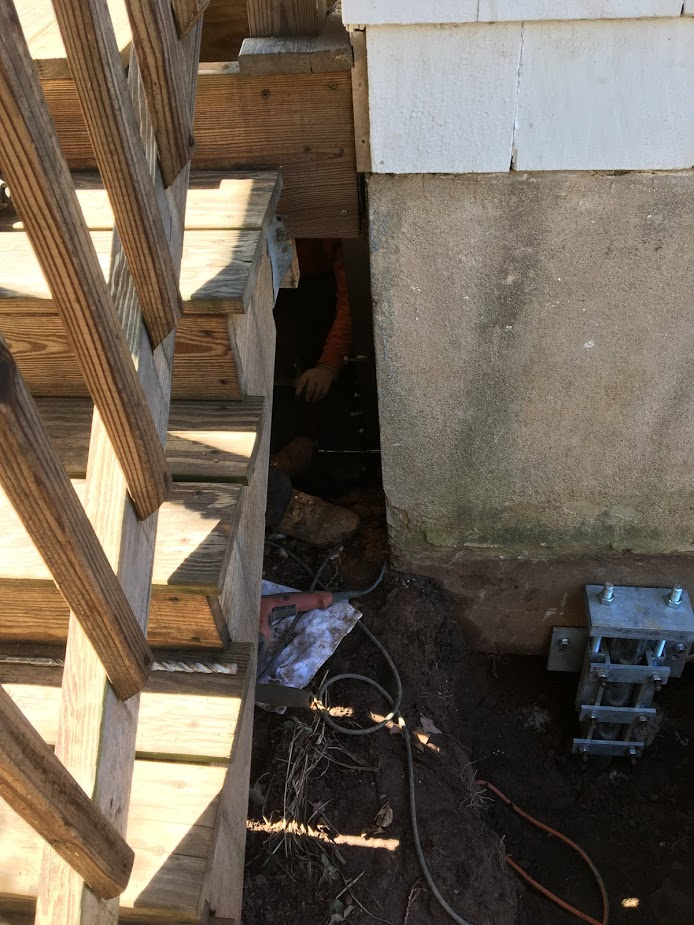 Sinking Home Repair West Hartford CT (1)