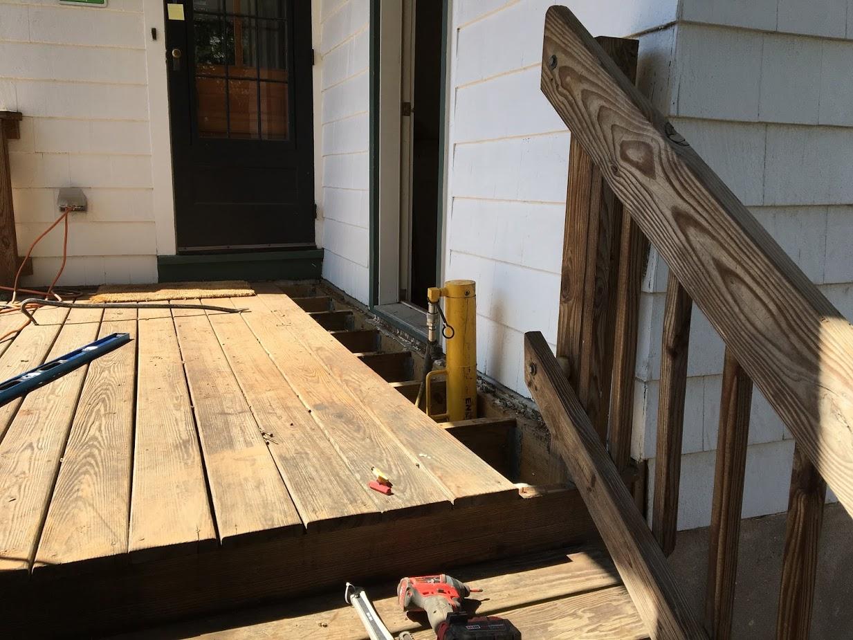 Sinking Home Repair West Hartford CT (30)