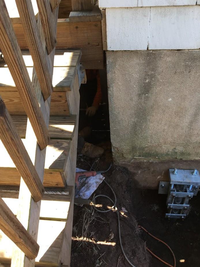 Sinking Home Repair West Hartford CT (31)
