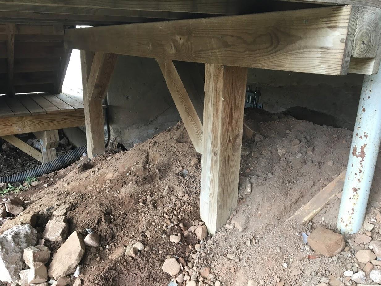 Sinking Home Repair West Hartford CT (8)