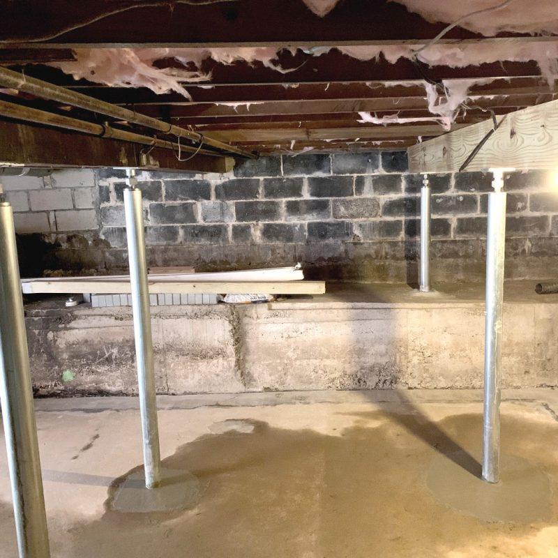 Residential ResQ Wolcott Foundation Repair